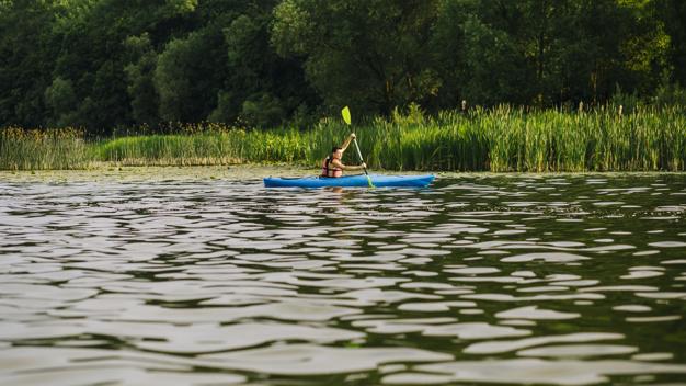 Kayaking or rafting?