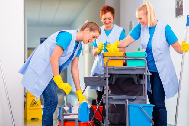 Priljubljene storitve profesionalnega čiščenja