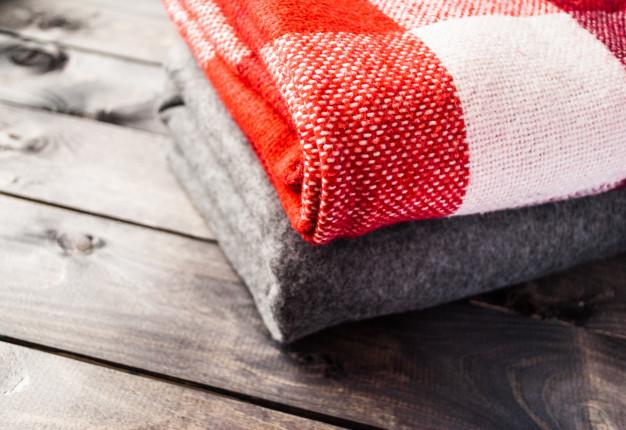 Poskrbite, da bo vaša posteljnina vedno pripravljena in čista