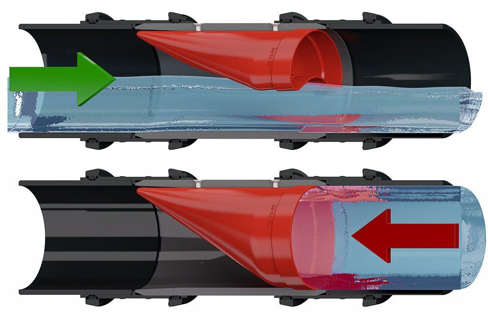 Nakup nepovratnega ventila za kanalizacijo in druge vrste protipoplavne zaščite