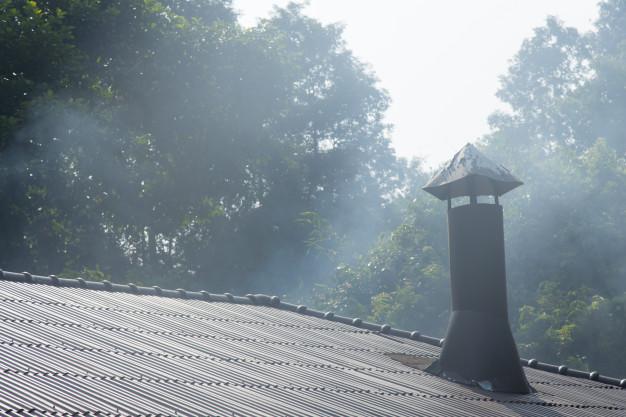 Sanacija dimnika za varnost v našem domu