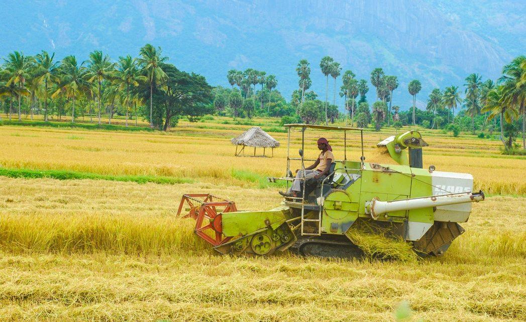 Podrahljač je edinstven del kmetijske mehanizacije