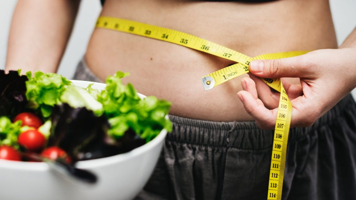 Hujšanje, zmanjševanje teže