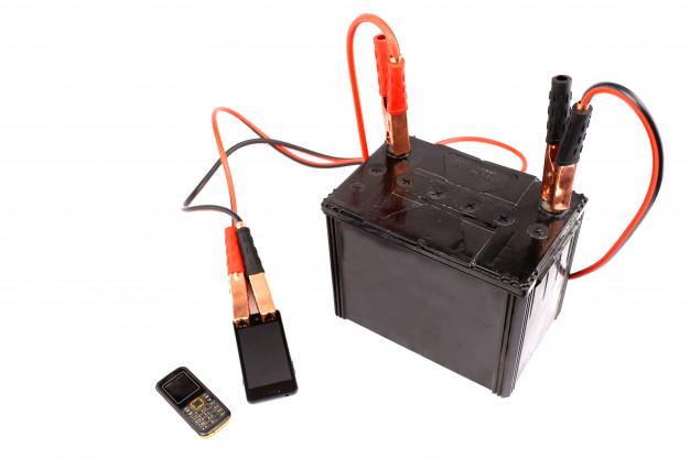 Napajanje naprav zunaj električnega omrežja