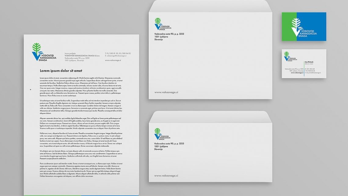 Oblikovanje logotipov in celostne grafične podobe podjetja