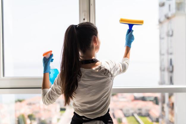 Čiščenje oken pod okriljem Viledinih odličnih izdelkov