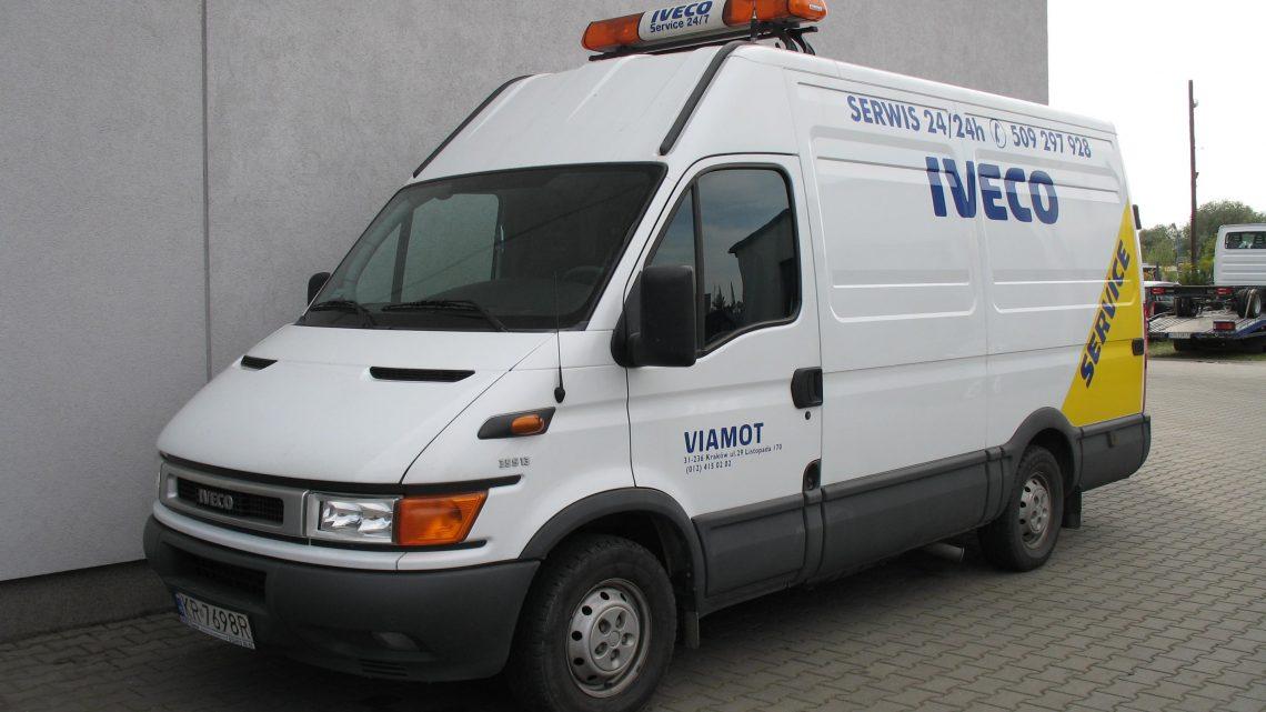 Iveco servis za popolno zadovoljstvo z vozili Iveco