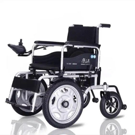 Invalidski električni skuter omogoča prosto in neodvisno premikanje