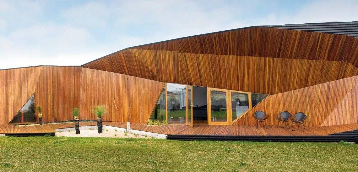 Lesene konstrukcije za vse vrste gradenj